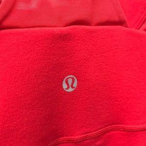 lululemon athletica Tops - Lululemon Scoop Neck Tank Top Size 6 Red ( H13)